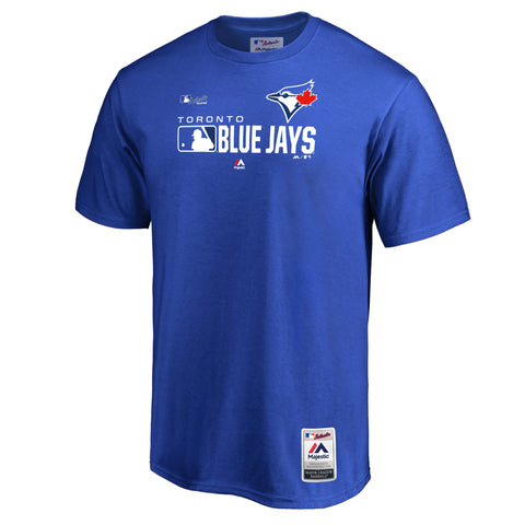 Toronto Blue Jays MLB Authentic Team Distinction T-Shirt
