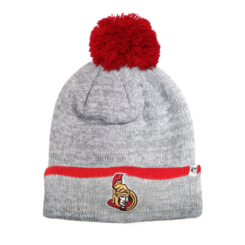 Ottawa Senators NHL Fairbanks Cuff Knit Toque