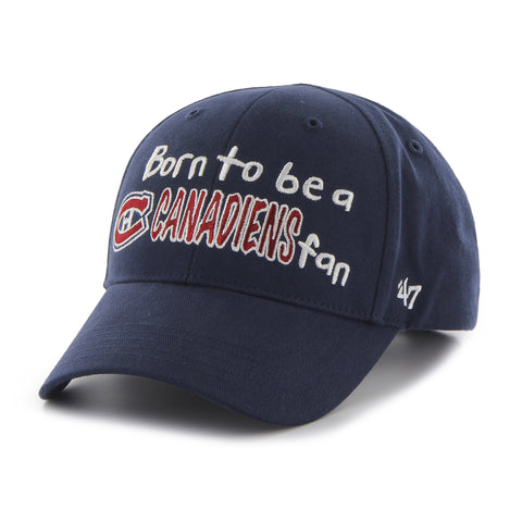 Montreal Canadiens Infant Little Fan Cap