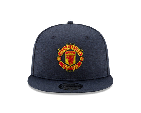 Manchester United EPL New Era Navy Shadow Tech 9FIFTY Snapback Cap