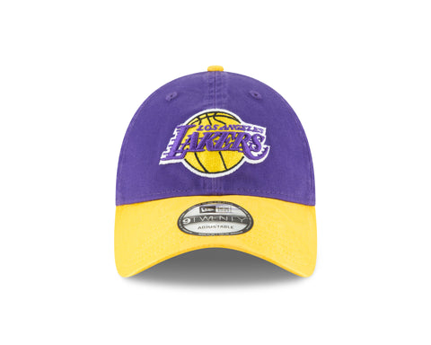 Los Angeles Lakers Mark Mixer Adjustable 9Twenty Cap