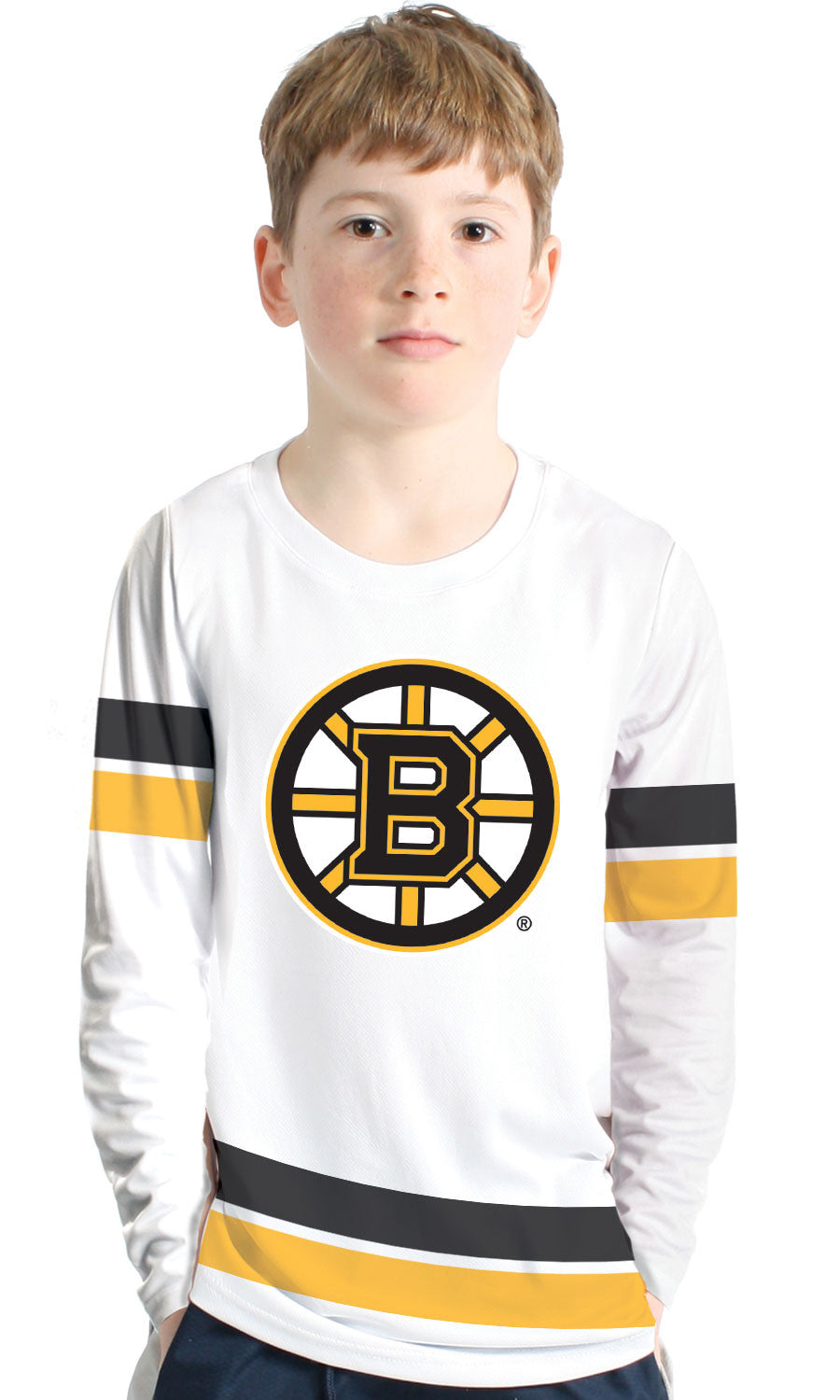 NHL Boston Bruins Authentic Scrimmage Youth Shirt – Sport Army 50c82c77a