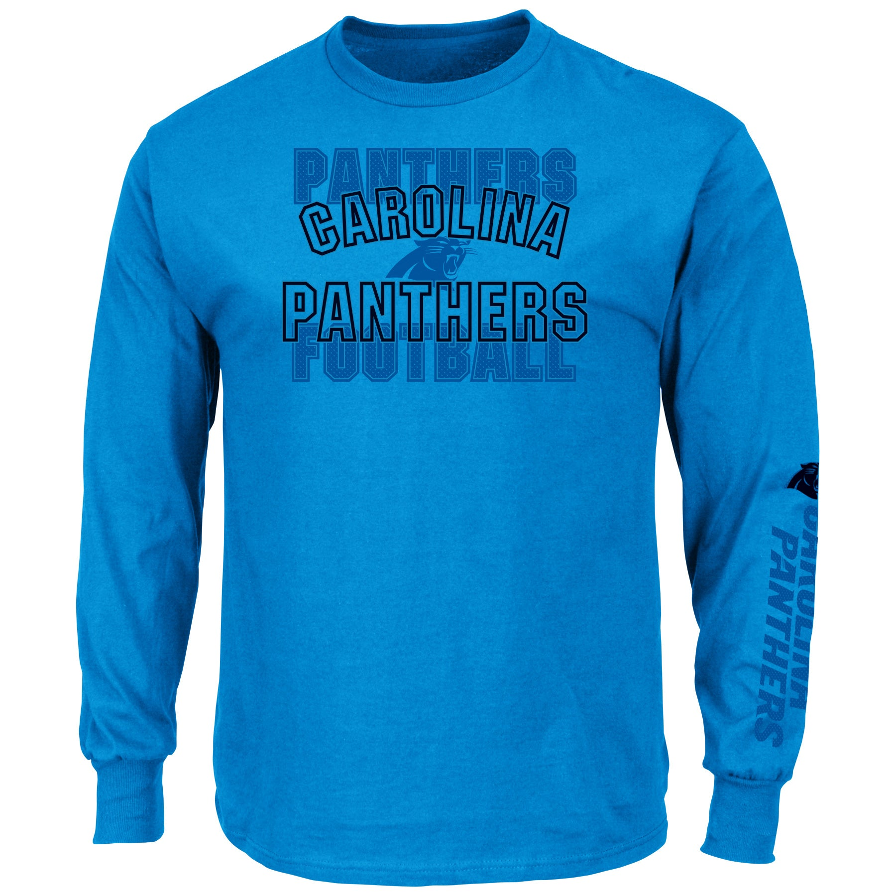 check out 2a411 8f3de Carolina Panthers Primary Receiver T-Shirt