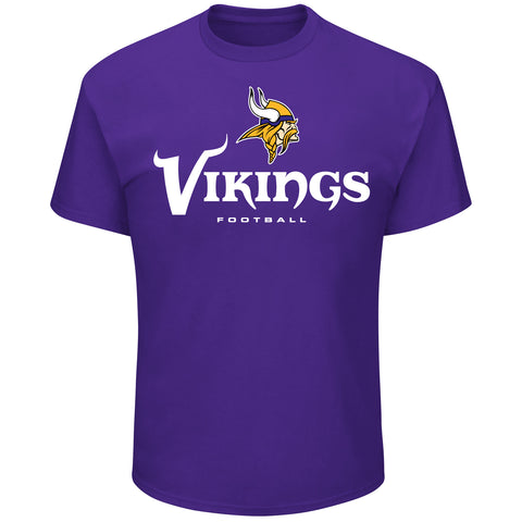 Minnesota Vikings NFL Critical Victory T-Shirt