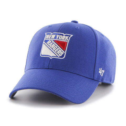 Men's New York Rangers NHL Basic '47 MVP Cap