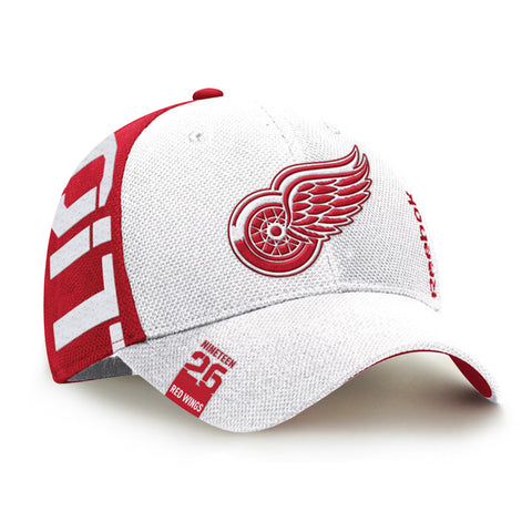 Detroit Red Wings NHL Center Ice Draft Cap