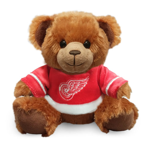 Detroit Red Wings Jersey Sweater Bear