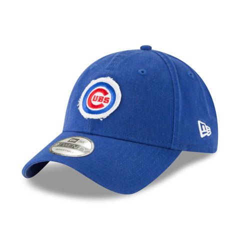 Chicago Cubs MLB Patched Pick Cap