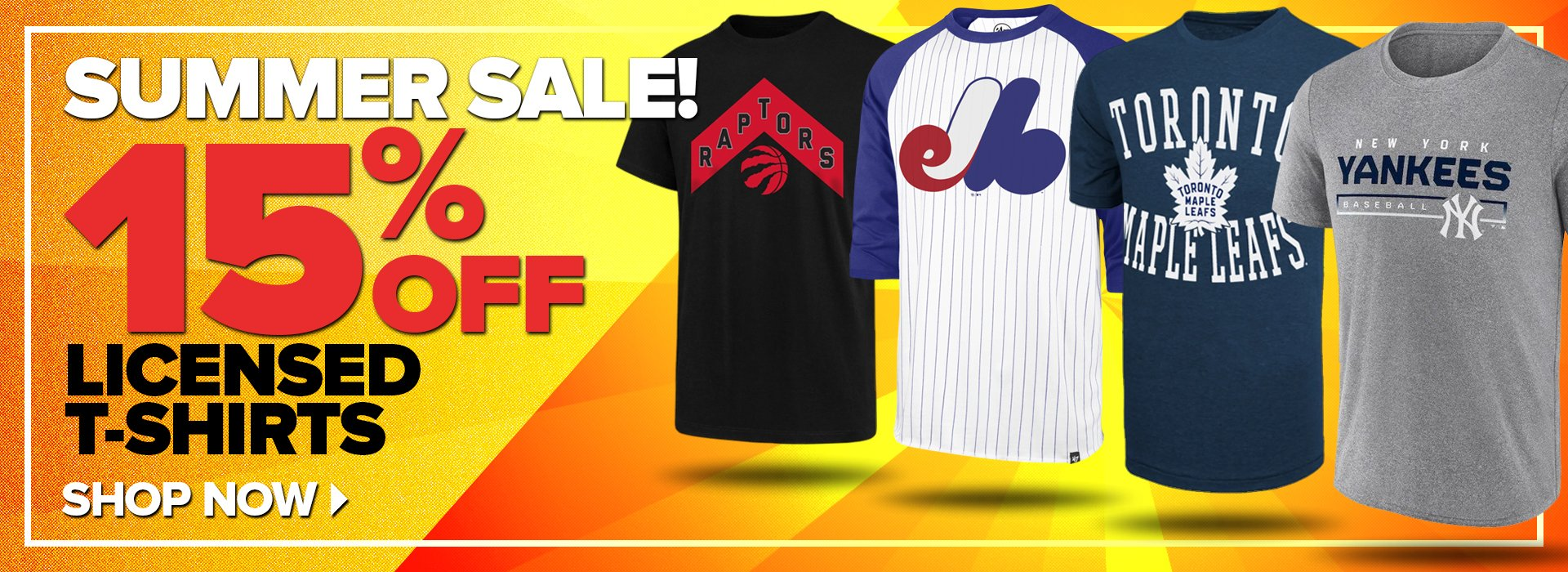 20% OFF NHL JERSEY'S! ORDER YOUR FOR THIS SEASON!