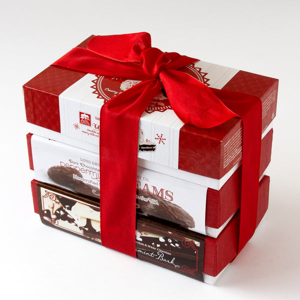 Holiday Classic Peppermint Box Trio