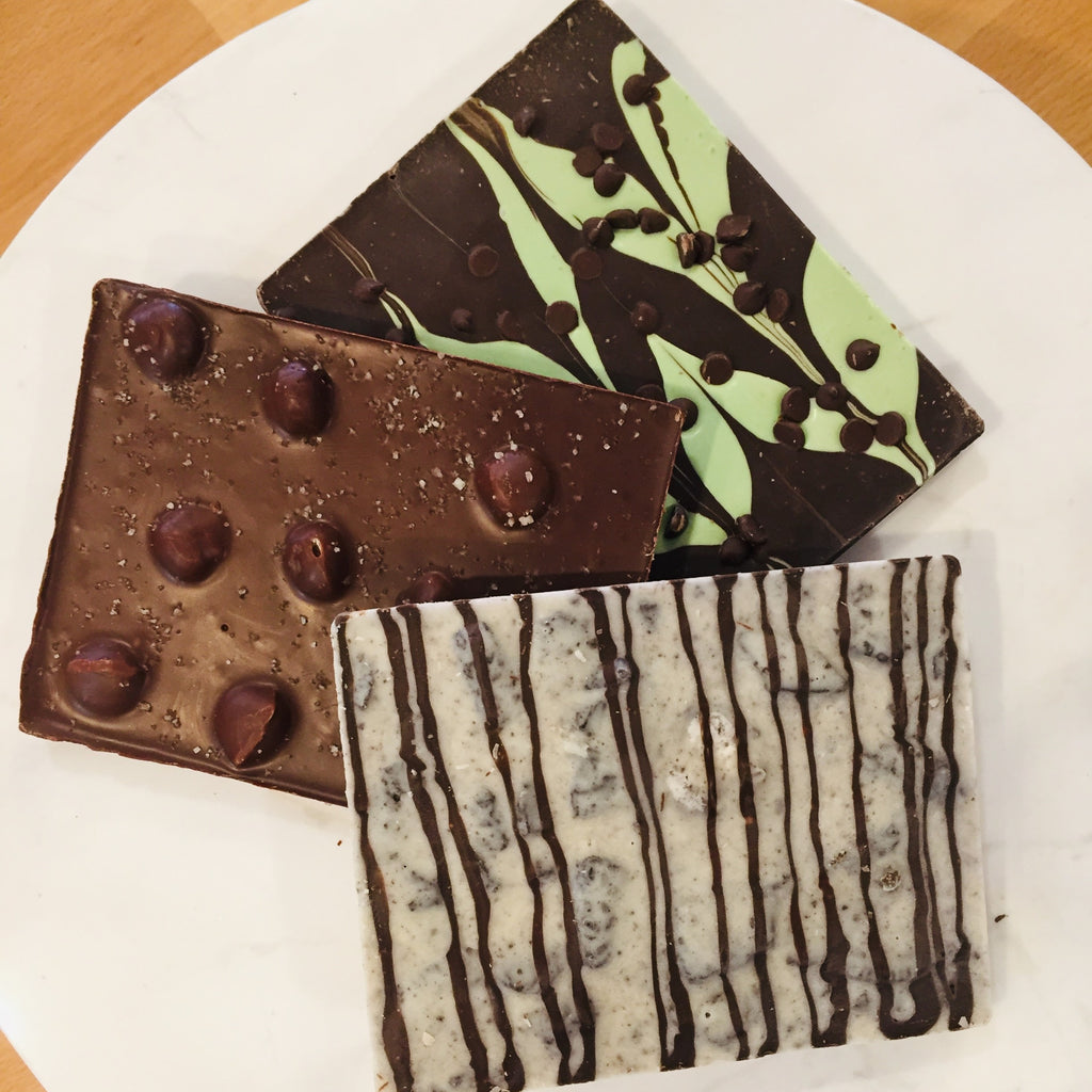 Chocolate Bark Bar Assortment (CBBA)