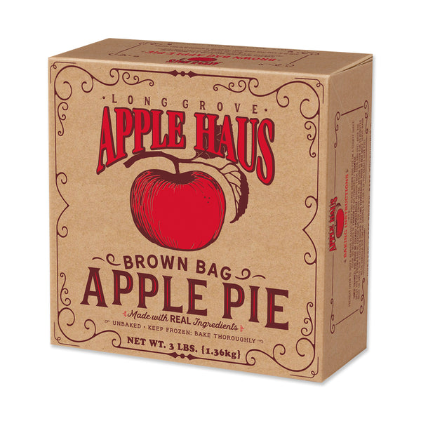 Brown Bag Apple Pie - PHONE ORDER - IN STORE PICK-UP ONLY