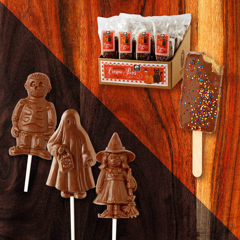 Trick 'R Treat Pops for everyone! Case of 24
