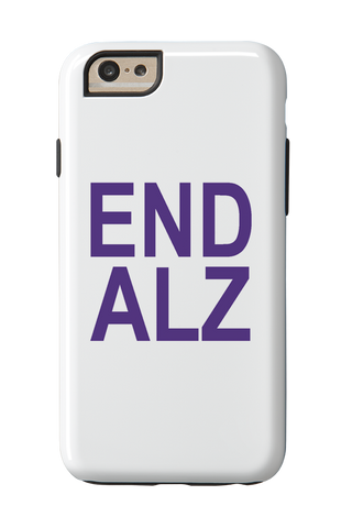 END Alzheimer's White