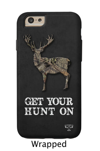 Get your hunt on deer black