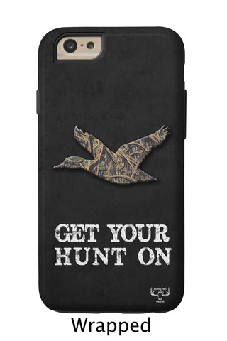 Get your hunt on duck black