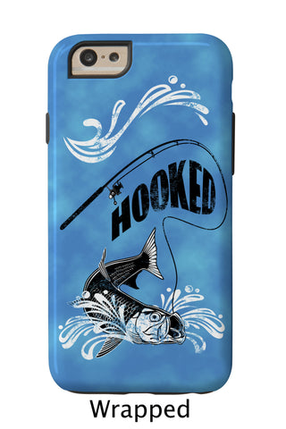 Hooked Blue