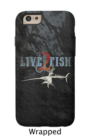 Live2Fish Bones Swordfish