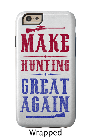 Make Hunting Great Again White