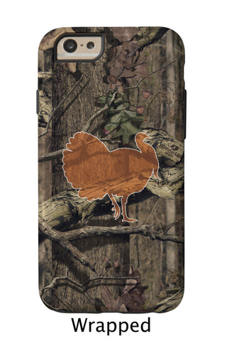 Turkey Camo Orange
