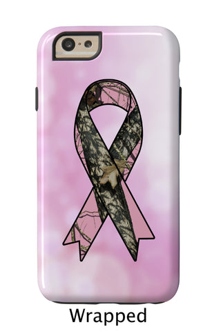 Mossy Oak Break Up Pink Ribbon