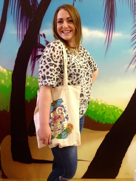 Tropical Popical Tote