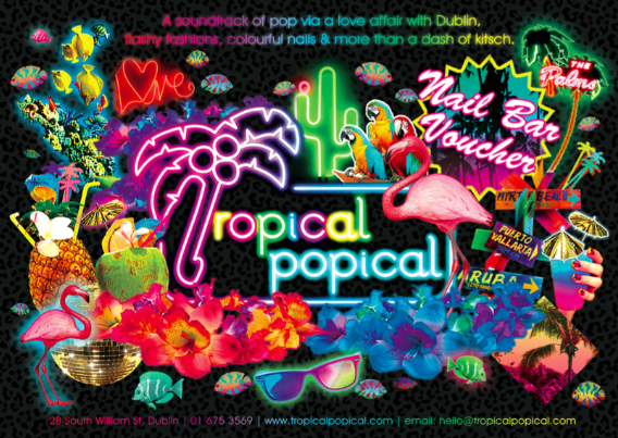 Tropical Popical Gift Voucher €100
