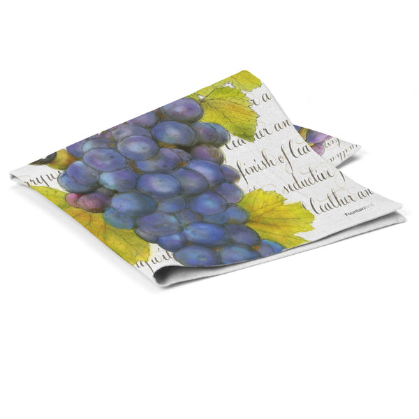 Wine Country™ Cocktail Napkins [Set of 4]