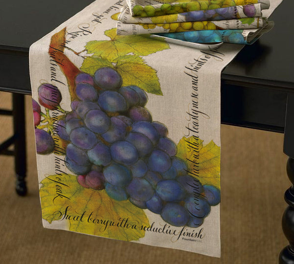 Wine Country™ Table Runner