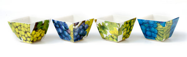 Wine Country™ Dipping Bowls [Set of 4]