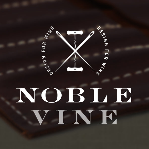 Noble Vine Collection™ Single-Bottle Wine Tote