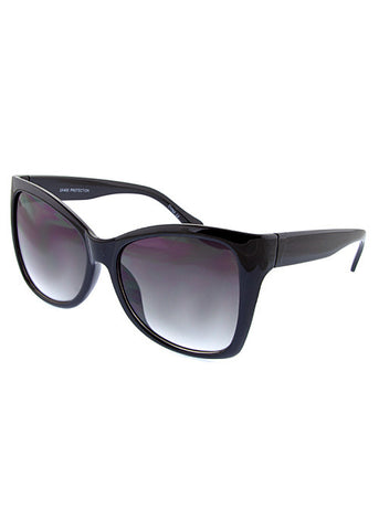 Retro Gradient Cat Eye Sunglasses