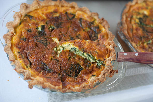 Quiche to end all other Quiche