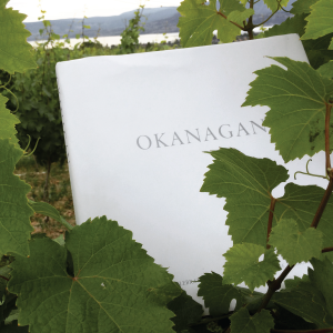 OKANAGAN, the wine book by Tarynn Liv Parker