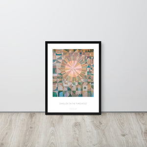 Open image in slideshow, Dweller On The Threshold (Scorpio), No.8 Framed Print