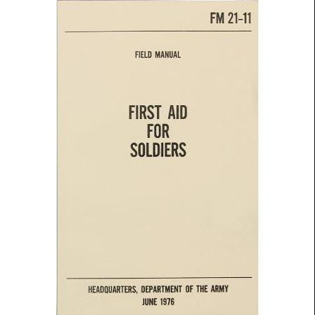 Army First Aid Manual