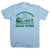 vintage wyoming t shirt grand tetons t shirt