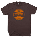 vintage amsterdam t shirt funny movie t shirt