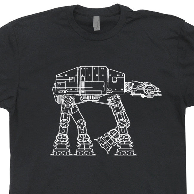 bca1cc71 At-At Vintage Star Wars T Shirt | Empire Strikes Back – Shirtstash