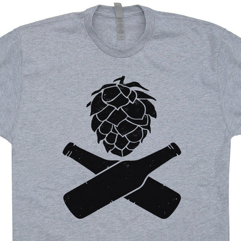 Funny t shirts vintage t shirts graphic t shirts for Funny craft beer shirts