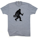 bigfoot beer t shirt funny beer t shirts