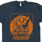 blazing saddles t shirt poster funny t shirts