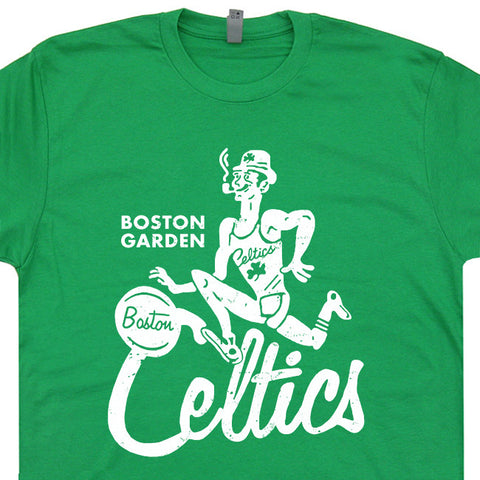Boston celtics t shirt vintage boston celtics t shirt