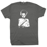 bride of frankenstein t shirts goth horror shirts