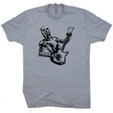 c3po guitar t shirt vintage star wars t shirt
