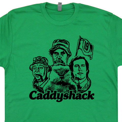 caddyshack t shirt caddyshack movie shirts