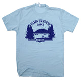 camp crystal lake t shirt friday the 13th t shirt