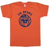 vintage chicago bears logo t shirts chris farley da bears
