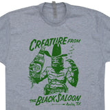 creature from the black lagoon t shirt