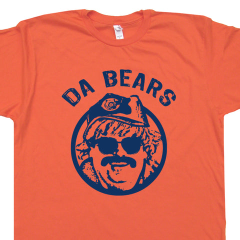 chris farley da bears t shirt